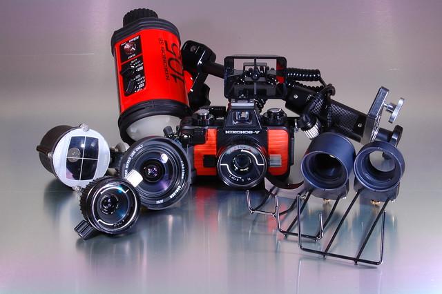 Nikonos V - Complete Set