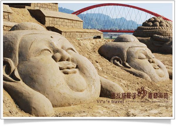 【2009春節旅遊】南投沙雕藝術節~搶先看!
