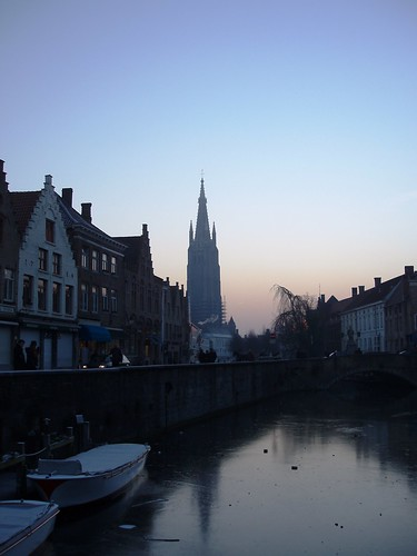 Tourists Attractions in Bruges