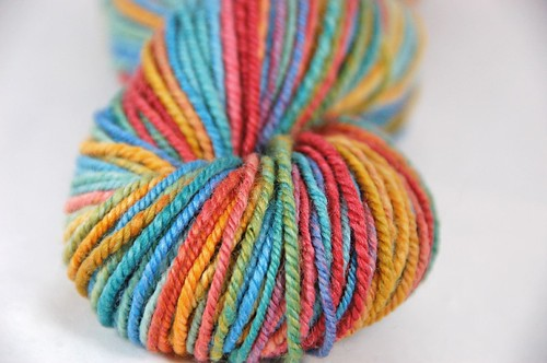 Sunset Fibers Hanspun