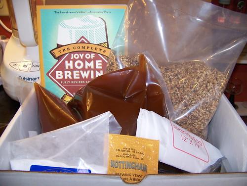 Homebrew Ingredients