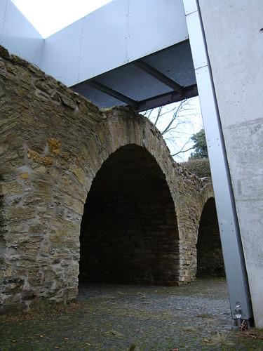 Brücke  Felix-Nusbaum-Museum