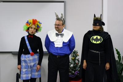 Тройка лидеров - лучшие костюмы-2008!