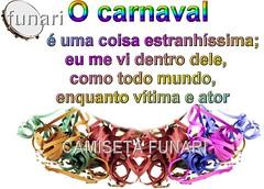 pandeiro serpentina frase carnaval