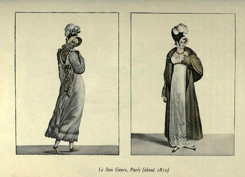 15- Moda principios del XIX