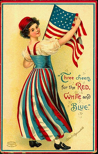 3211190327 7e16737554 Quiltmaker Says Happy Fourth of July