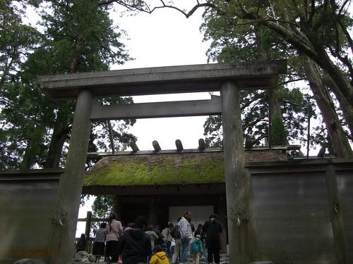 伊勢神宮 内宮/Ise Jingu shrine Naiku