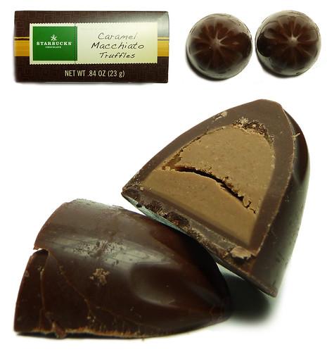 Starbucks: Caramel Macchiato Truffles