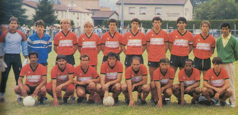 le puy 1986-87