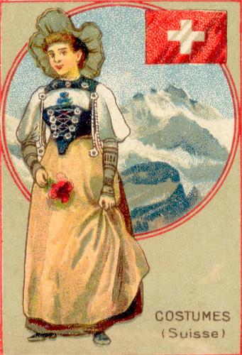 costume suisse