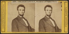 Hon. Abraham Lincoln, President of the United ...