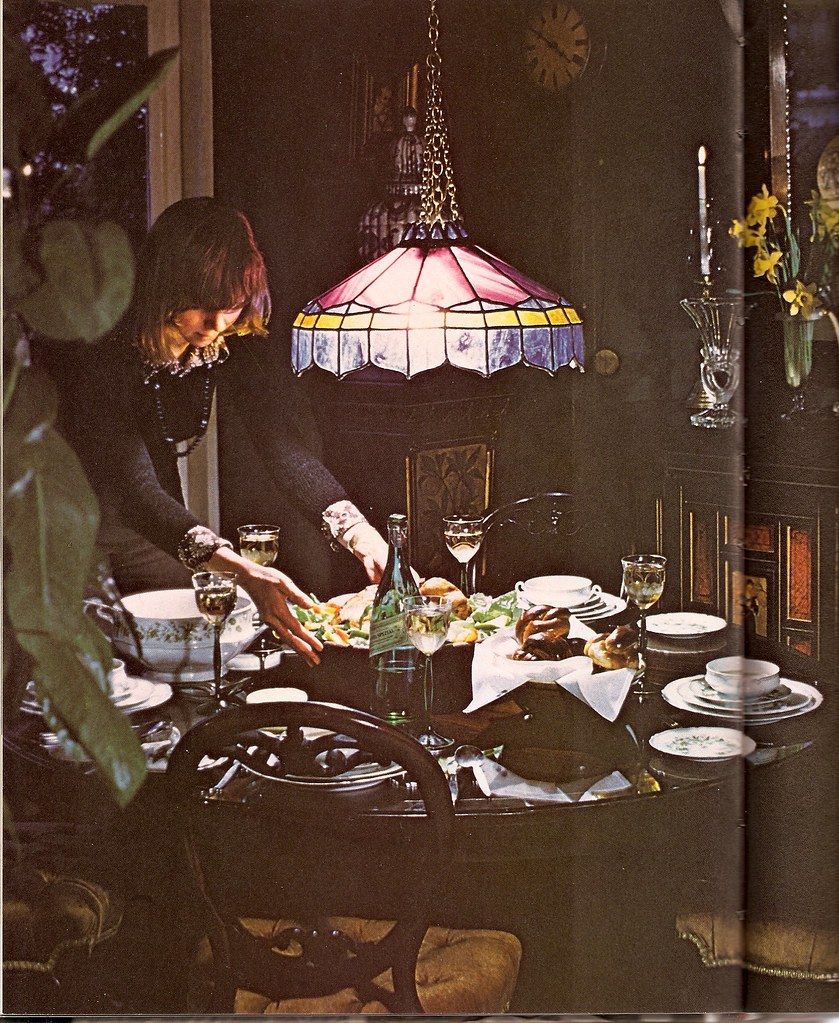 lighting: How to Decorate Without Going Broke (Woman Alive, 1974)