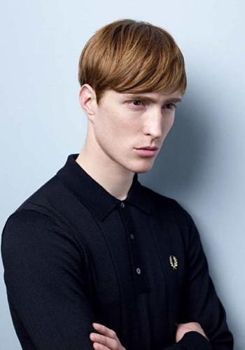 James Cooper021_FRED PERRY MEN'S LAUREL