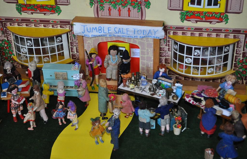 The Jumble Sale 1/11