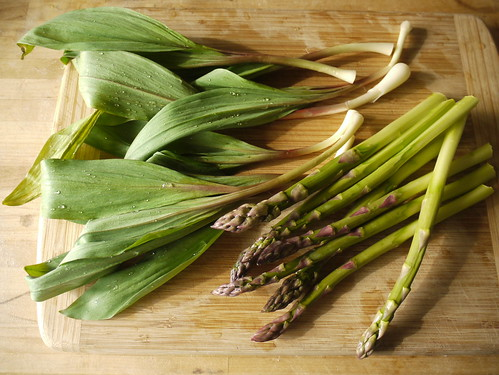 raw ramps and spargel iii