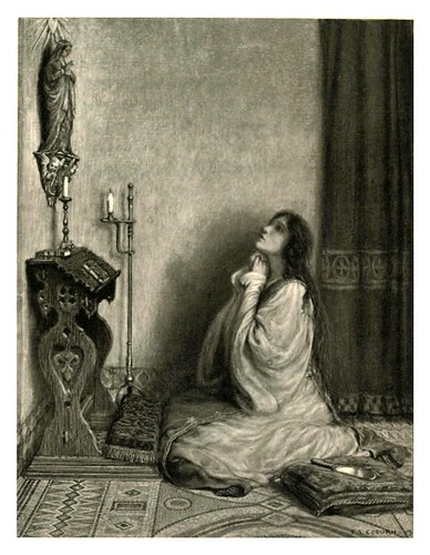 006-Mariana en el sur-Work vol 1 1909- Alfred Tennyson