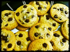 Homemade Chocolate Chip Cookies!!!