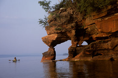 Sea Caves Apostle Islands Lake Superior