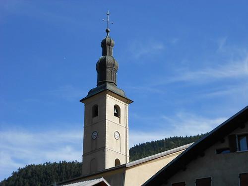 Mâcot-La-Plagne, église St-Nicolas ©D. Dereani-Fondation Facim