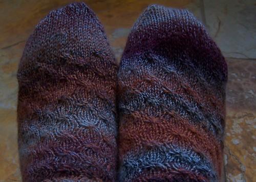 Uptown Boot Socks