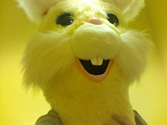 Easter Bunny (noahsgram) Tags: self mall easterbunny