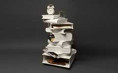 Pile of Books (wowwblog) Tags: design produto beckmans pileofbooks