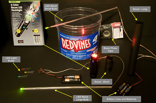 Red Vines Setup Part 1