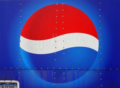 Pepsi (Svadilfari) Tags: metal truck circle drink connecticut ad beverage pop lorry sphere delivery vehicle pepsi soda pepsicola tonic pepsico advertisment softdrink sodapop deliverytruck advertise connecticutlicenseplate