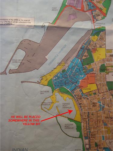 map freo