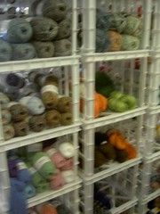 Sock Yarn at Uncommon Threads