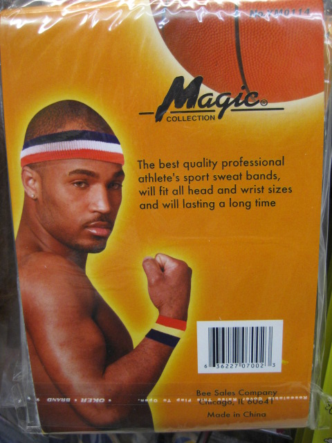 Magic Collection Sweat Bands
