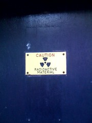 Radioactive material (Tom Insam (old)) Tags: exif:missing=true