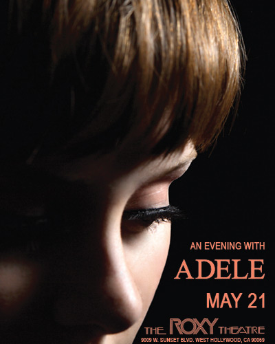 Live Nation Presents:Adele 5/21