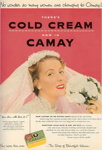 Camay (1954) (by senses working overtime)