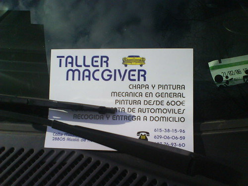 Talle Macgiver
