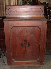 Tithe Map Cupboard, Great Budworth, Cheshire (The Rev. Kev.) Tags: cheshire map great cupboard tithe budworth