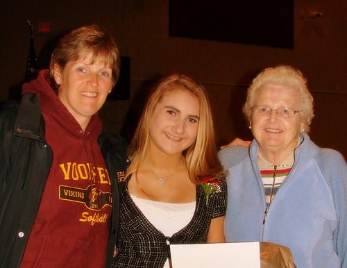 Aunt Heidi, Greta and Grammy