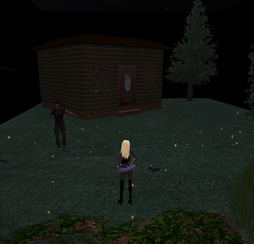 Yay, fireflies!