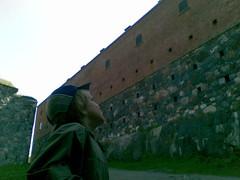 Suomenlinnassa