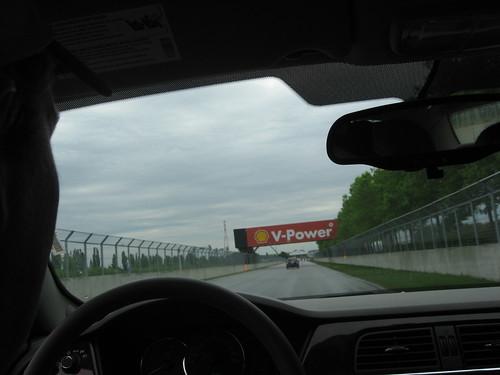 Montreal Grand Prix Course