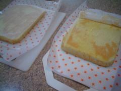 2 placas de pan