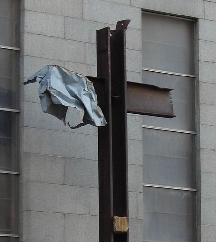 The Cross from Ground Zero