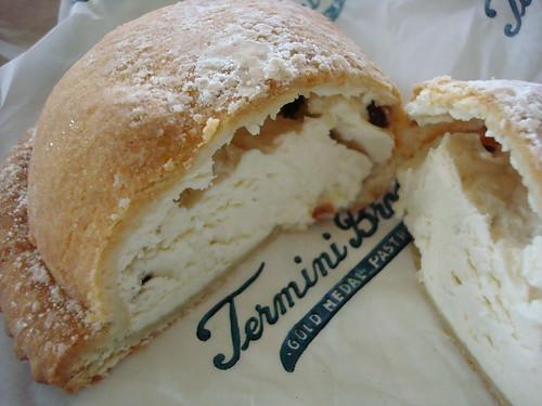 """Ravioli"" Pastry, Termini Bros. Bakery, Philadelphia"