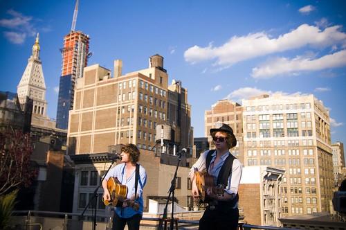 The Kooks (EMI Rooftop)