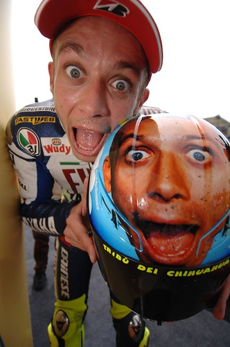 AGV Dainese Valentino Rossi