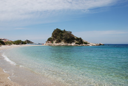Kokkari beach