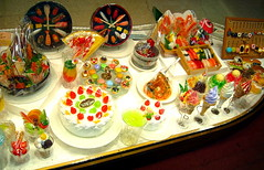 Sweet Tooth (Sanctu) Tags: food cakes japan dessert tokyo ueno snack asakusa confectionery kappabashi kitchentown sampuru
