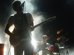 Keith and Adam- We Are Scientists (helen.keohane) Tags: wearescientists