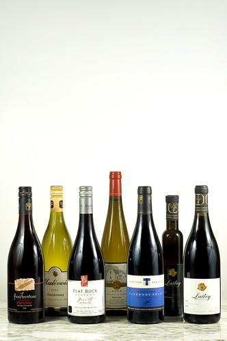 Wines from Niagara