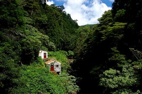 Moinhos de Água-Flores Island-Azores